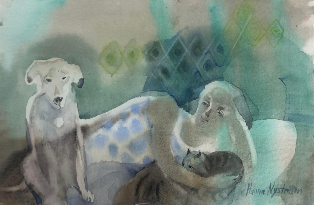 Digital utställning med Hanna Nyström
